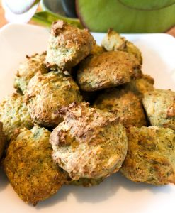 Falafels pois-chiches et brocolis